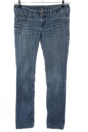 Express Slim Jeans blue casual look