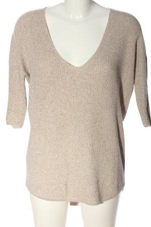 Express V-Ausschnitt-Pullover