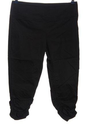 Expresso 3/4-broek zwart casual uitstraling
