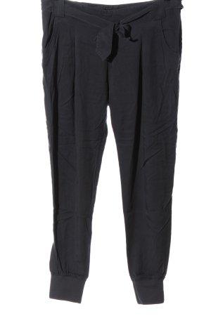 Expresso Luźne spodnie jasnoszary W stylu casual
