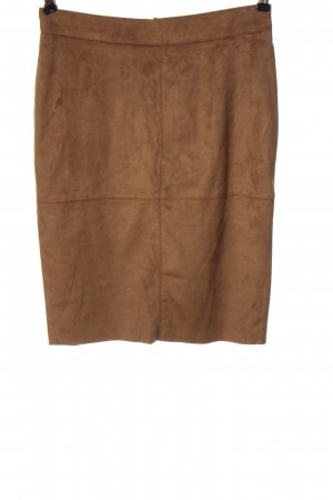 Expresso Pencil Skirt brown casual look