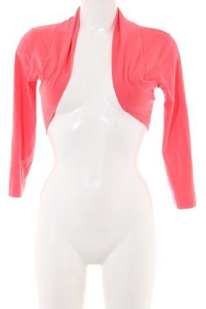 Expresso Bolero pink Casual-Look