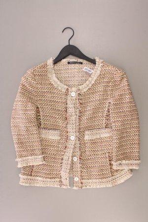 Expresso Bouclé Jäckchen Größe 42 mehrfarbig aus Baumwolle