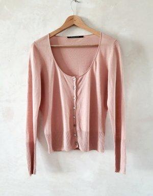 Expresso Cardigan rosa antico