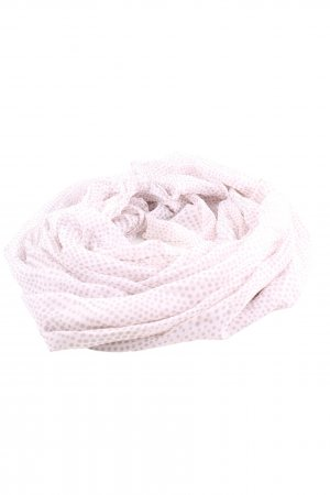 Expresso Halstuch pink Allover-Druck Casual-Look