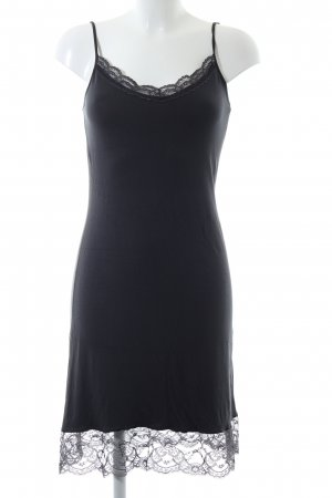 Expresso House-Frock black casual look