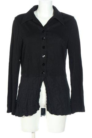 Expresso Hemd-Bluse schwarz Casual-Look