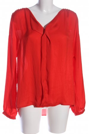 Expresso Hemd-Bluse rot Business-Look