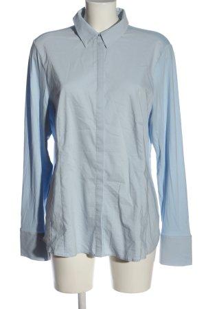 Expresso Hemd-Bluse blau Business-Look