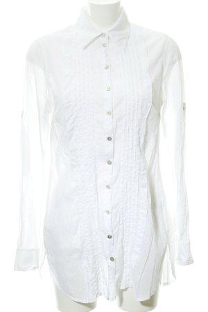 Expresso Hemd-Bluse weiß Elegant