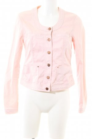 Expresso Jeansjacke pink Casual-Look