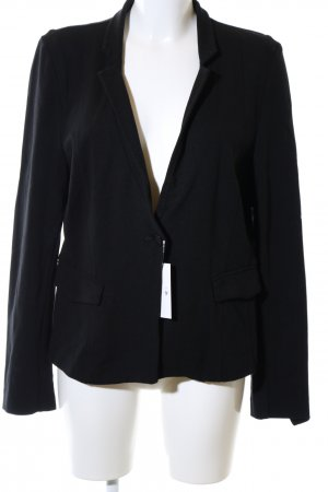 Expresso Jerseyblazer schwarz Business-Look