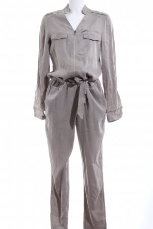 Expresso Jumpsuit hellgrau Casual-Look