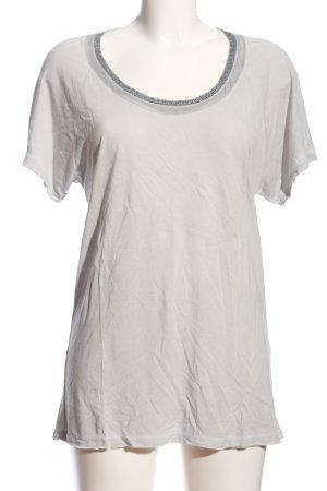 Expresso T-Shirt hellgrau Casual-Look