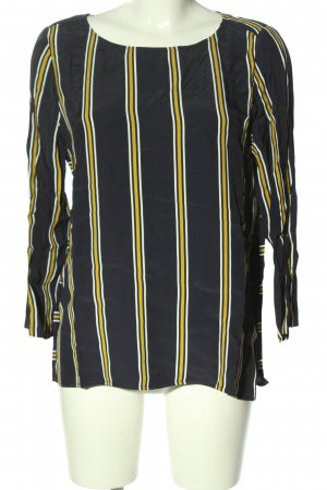 Expresso Long Sleeve Blouse striped pattern casual look