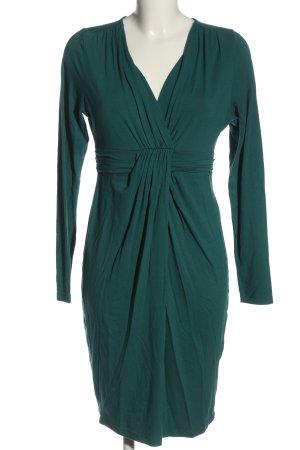 Expresso Langarmkleid grün Casual-Look