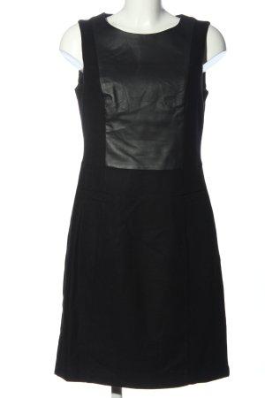 Expresso Midikleid schwarz extravaganter Stil