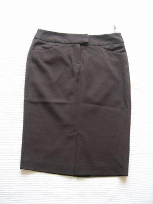 Expresso Pencil Skirt dark brown