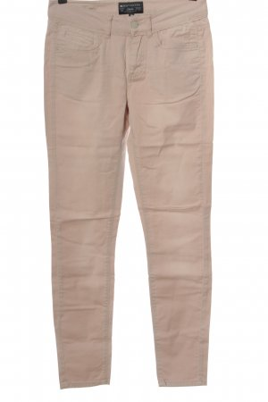 Expresso Drainpipe Trousers nude casual look