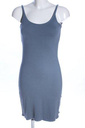 Expresso Shirtkleid blau Casual-Look