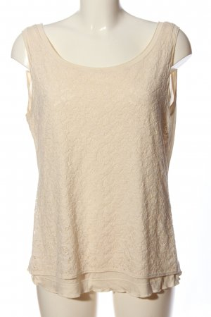 Expresso Spitzenbluse creme Casual-Look