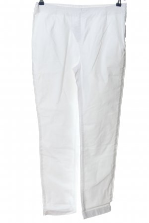 Expresso Jersey Pants white casual look