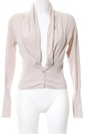 Expresso Knitted Bolero natural white elegant