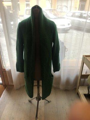 Expresso Abrigo de punto verde