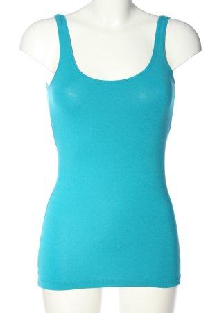 Expresso Tanktop blau Casual-Look