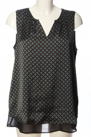 Expresso Tunikabluse Allover-Druck Casual-Look