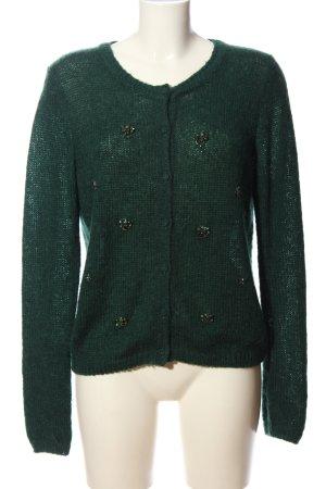 Expresso V-Ausschnitt-Pullover khaki Casual-Look