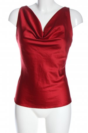Expresso Watervaltop rood casual uitstraling