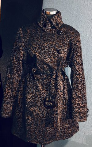 Gallery Winter Coat bronze-colored-black