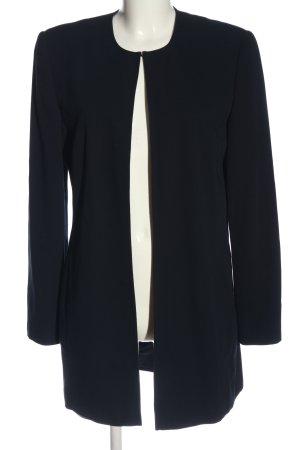 EXQUISIT Long-Blazer schwarz Business-Look