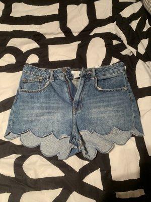 Extrakurze Hot Pants/Jeans