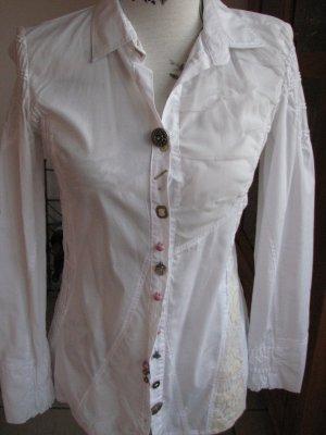 Bottega Veneta Camicia blusa bianco