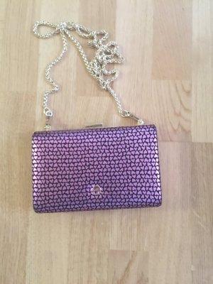 Extravagante Clutch/Handtasche von Aigner fast neu