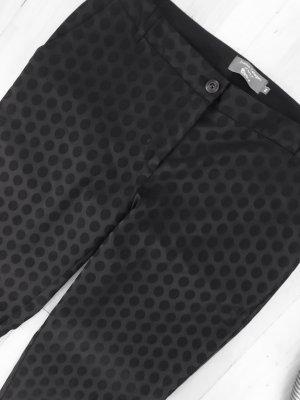 Franco Callegari Pantalone elasticizzato nero Cotone