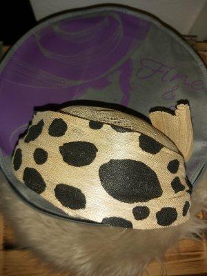 Sun Hat black-cream