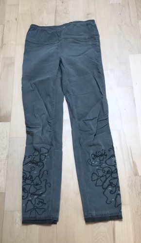Extravagante Jeggings  mit Stickerei