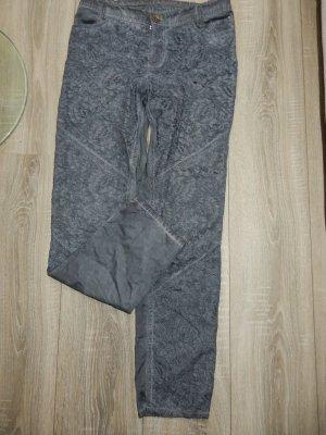Marc Cain Pantalone fitness grigio ardesia