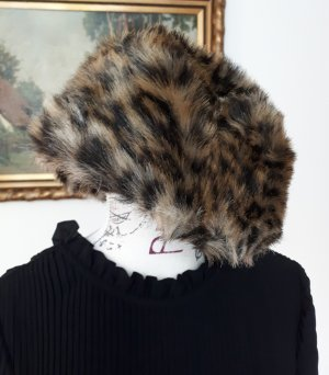 Fur Hat multicolored