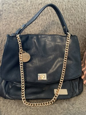 Extravagante Tasche schwarz