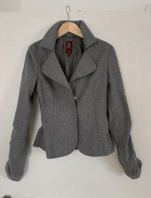 Sonja Kiefer Blazer in lana grigio