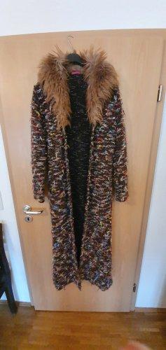 Conleys Cappotto in lana marrone