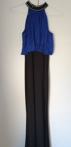 ASHWI Paris Evening Dress blue-black mixture fibre