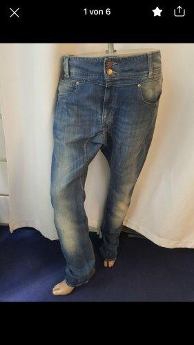 H&M Jeans boyfriend blu