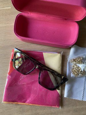 Eyes and more Angular Shaped Sunglasses grey acetate
