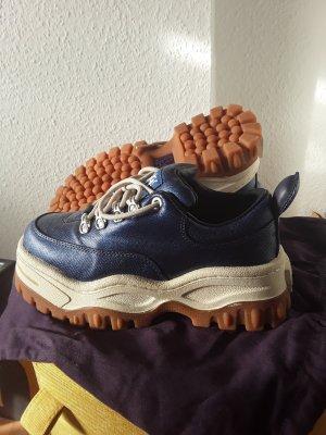 Eytys Sneaker Angel coated Saphire