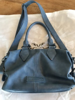 Fritzi aus preußen Handbag multicolored imitation leather